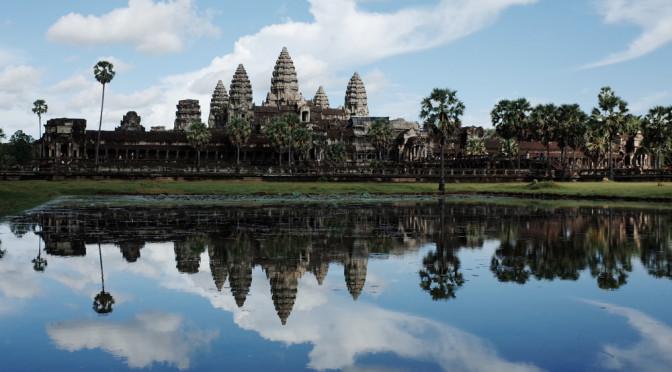 HOSOIの夏休み in カンボジア